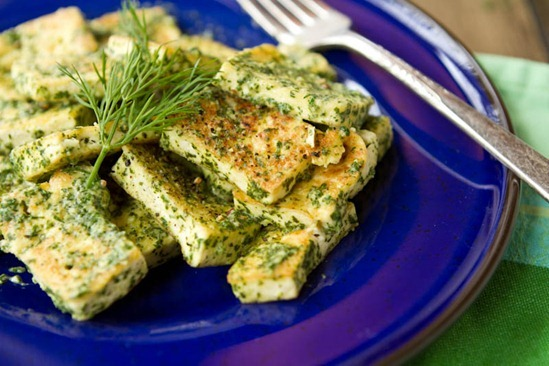 IMG 8177   Easy Lemon Dill Tofu