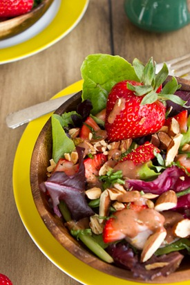 The June Salad Challenge! Plus, 6 Scrumptious Salad Recipes to Kick it ...