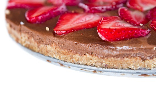 No-Bake Chocolate Coconut Ice Cream Torte — Oh She Glows