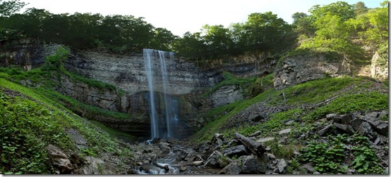 tewsfalls stich small thumb   How to create a 360 Panoramic Image Using Microsoft ICE & Photosynth