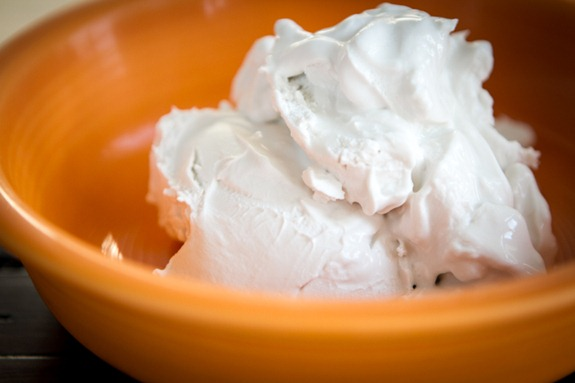 coconut whipped cream 4392   Coconut Whipped Cream: A Step By Step Photo Tutorial