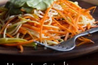 how to spiralize vegetables-4363