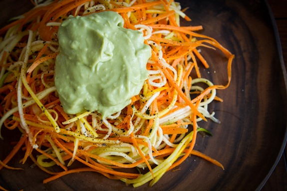"julienne peeler zucchini pasta 4352   How To Spiralize Vegetables (Without A Spiralizer!) + 2 Veggie ""Pasta"" Dishes"