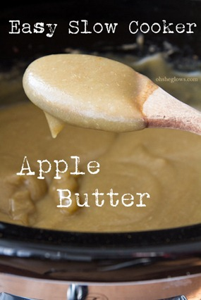 apple butter 6583   Slow Cooker Naked Apple Butter