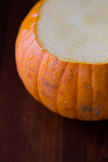 how to make pumpkin puree 5048   How To Roast A Sugar Pumpkin & Make Fresh Pumpkin Purée – A Step by step Photo Tutorial