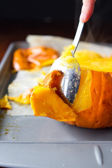 how to make pumpkin puree-5053