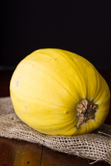 how to roast a spaghetti squash 6663   Creamy Avocado Spaghetti Squash Pasta + How To Roast Spaghetti Squash