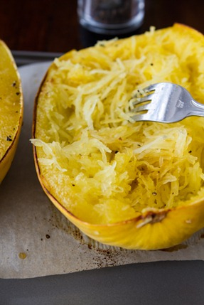 how to roast a spaghetti squash-6687
