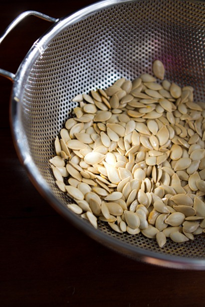 how to roast perfect pumpkin seeds