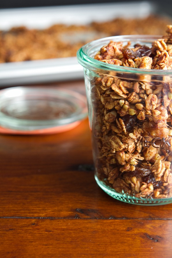 cinnamon bun granola tiny treats-6619