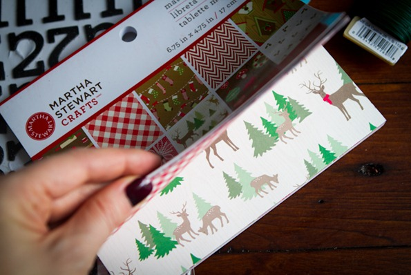 DIY advent calendar 8271 thumb   How To Make a Reusable DIY Advent Calendar