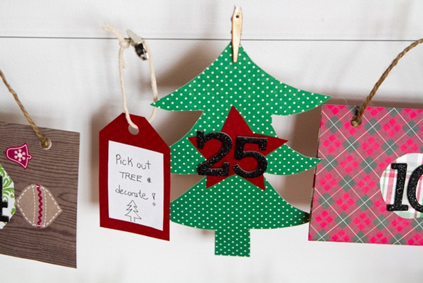 DIY advent calendar 8311 thumb   How To Make a Reusable DIY Advent Calendar