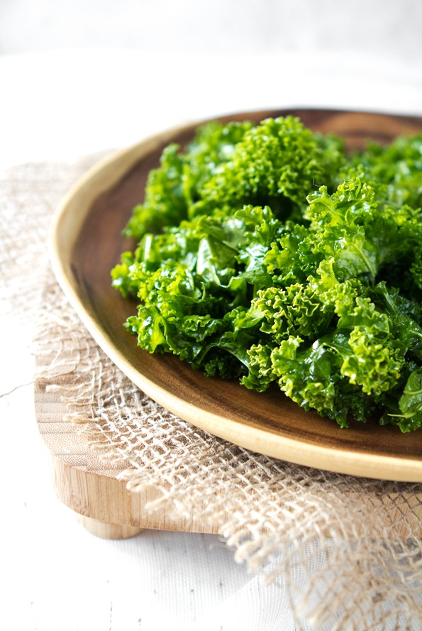 My Go-To Kale Salad — Oh She Glows