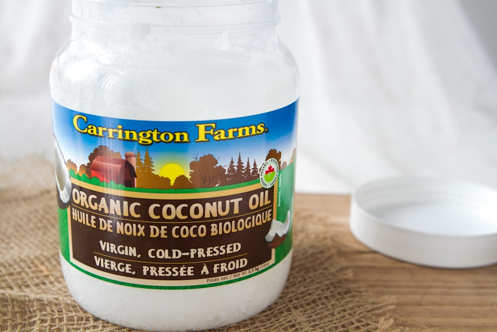 Where do they sell organic coconut oil