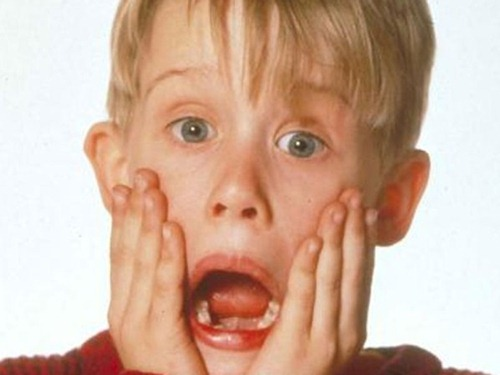 culkin home alone scream thumb   2012 Holiday Gift Ideas