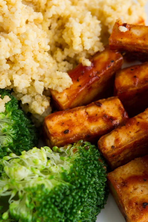 BBQ Tofu recipe- Perfect grilled, baked or seared and the BEST Tofu ...