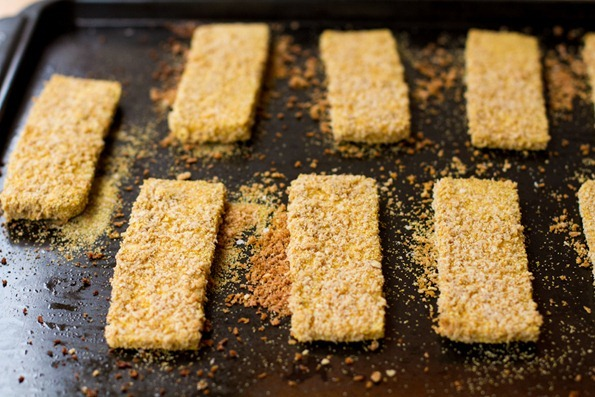 breaded tofu strips 6301 thumb   Most Popular Vegan Recipes of 2012 {#30 16}