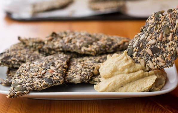endurance crackers 7234 thumb   Most Popular Vegan Recipes of 2012 {#30 16}