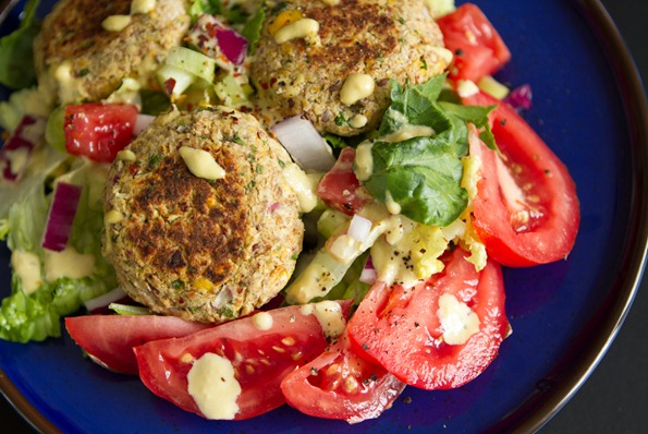 falafel 2393 thumb   Most Popular Vegan Recipes of 2012 {#30 16}