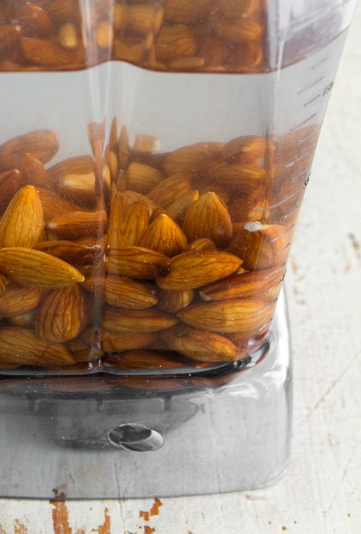 My Favourite Homemade Almond Milk + Step By Step Photos ...