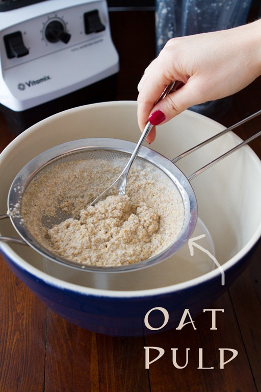 Homemade Oat Milk – Easy, Fast, Cheap — Oh She Glows