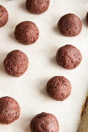 vegancakeballglutenfree 1766 thumb   Vegan and Gluten Free Chocolate Cake Balls