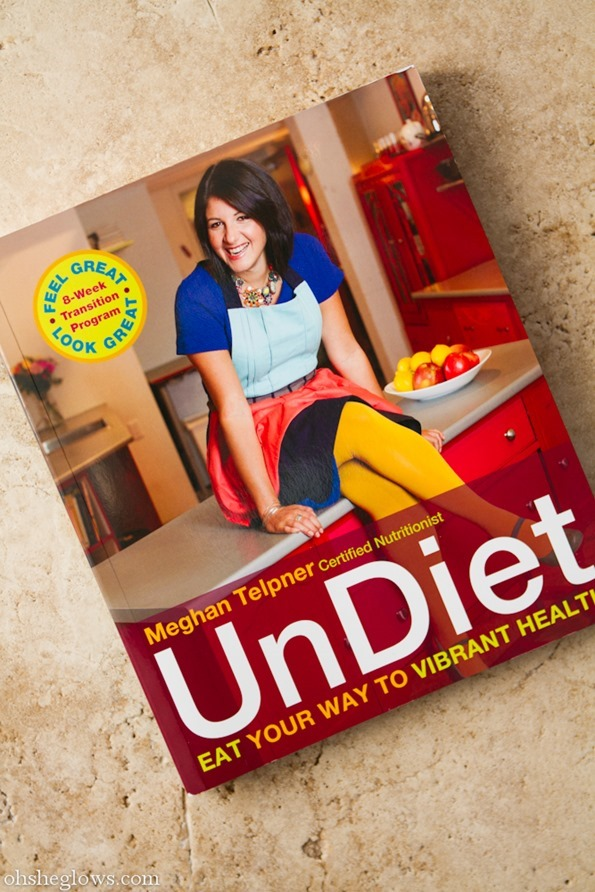 undiet 3146   UnDiet Review + Recipe + Giveaway (valued at $300!)