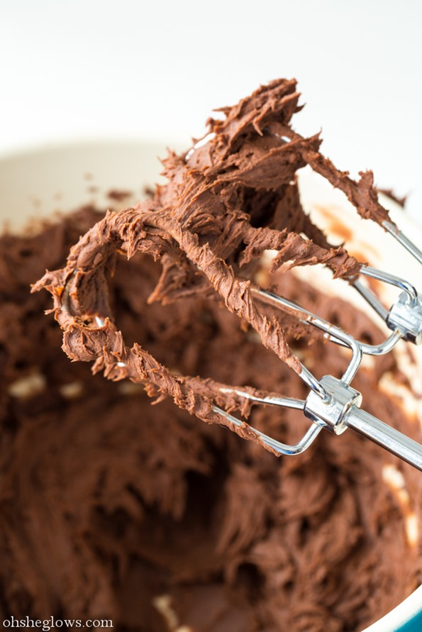 veganchocolatefudgefrosting 4836   2 Ingredient Chocolate Fudge Frosting