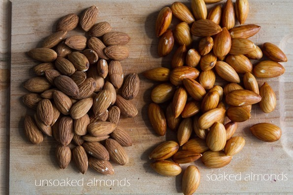 soaked almonds vs dry almonds 40093 thumb   5 Things I'm Loving Lately – Summer 2013 Edition