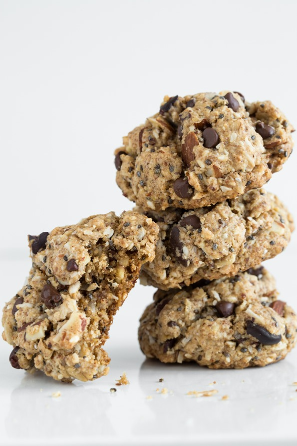 vegantrailmixcookies 8628   Irresistible Chewy Trail Mix Cookies (Vegan + Gluten free)