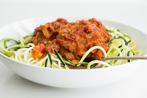 freshtomatosauce 9433   Thick & Chunky Tomato Sauce from Scratch