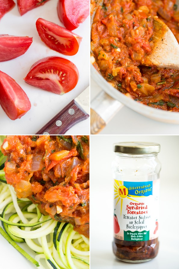 tomatosauce   Thick & Chunky Tomato Sauce from Scratch