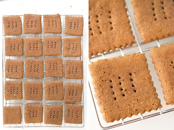 grahamcrackersvegan   Gluten Free and Vegan Graham Crackers
