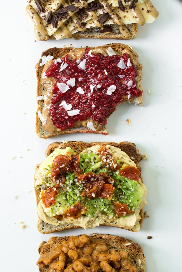 bakedbeansontoast 9091   An Ode To Toast: 4 Easy (But Drool Worthy) Vegan Combos