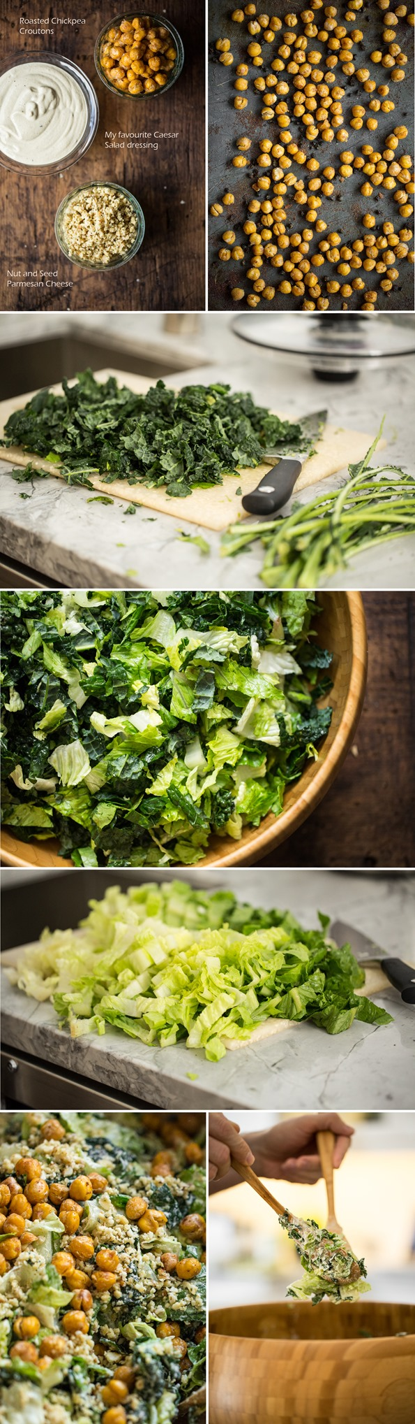 vegancaesarsaladrecipe   Crowd Pleasing Vegan Caesar Salad
