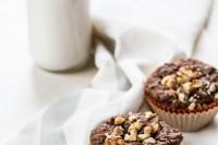 veganpumpkingingerbreadmuffins